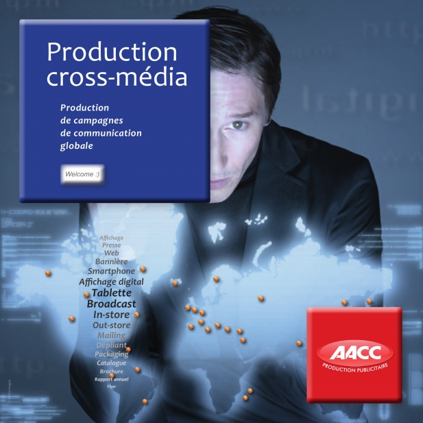 Brochure Production Cross-Media