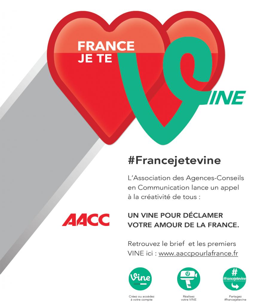 #Francejetevine