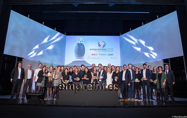 Prix Empreintes 2018